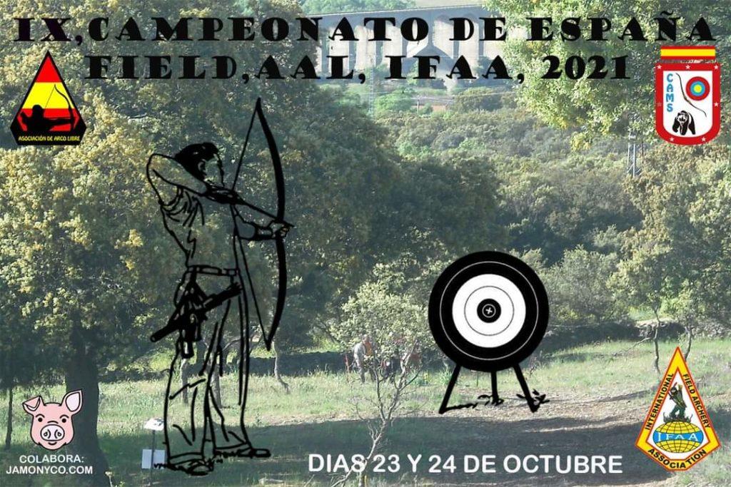 IX Campeonato de España Field